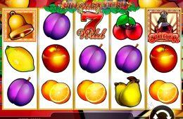 Online Casino Automatenspiel Wild Sevens