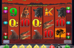 Gratis Online-Casino-Spiel Big Red