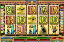 Spielen Sie kostenlos Casino-Spielautomat Cleopatra Treasure zum Spaß