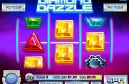 Kostenloser Online-Spielautomat Diamond Dazzle