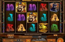 Gratis Casino-Spiel Gold Rush