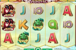 Ein Bild des Casino-Spielautomaten Koi Princess