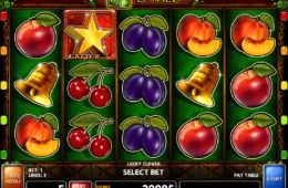 Gratis Spielautomat Lucky Clover ohne Registrierung spielen