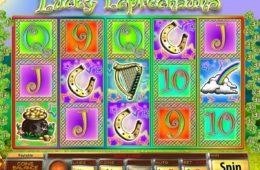 Online-Spielautomat Lucky Leprechauns ohne Einzahlung spielen