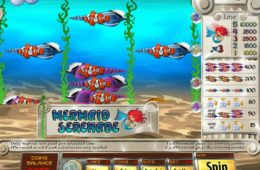 Kostenloses Online-Casino-Automatenspiel Mermaid Serenade