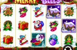 Kostenloser Spielautomat Merry Bells ohne Einzahlung spielen