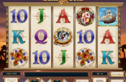 Kostenloser Online-Spielautomat Sails of Gold ohne Einzahlung spielen