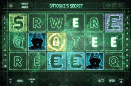 Spielen Sie das kostenlosen Casino-Automatenspiel Satoshi's Secret
