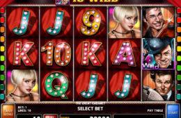 Kostenloses Online-Automatenspiel The Great Cabaret
