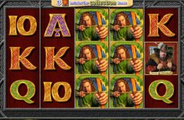 Gratis Spielautomat The Legend of Robin and Marian