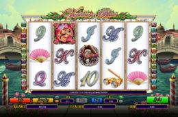 Online-Automatenspiel Venetian Rose ohne Download spielen