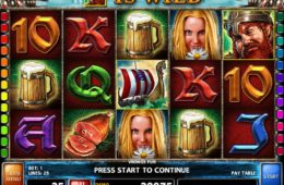 Automatenspiel Viking's Fun online spielen