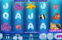 Spielen Sie gratis Automatenspiel Wacky Waters ohne Einzahlung