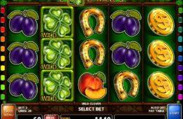 Ein Bild des Spielautomaten Wild Clover