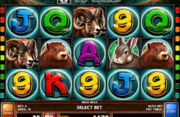 Kostenloser Spielautomat Wild Hills