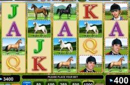 Spielen Sie gratis 50 Horses Casino-Automatenspiel