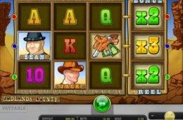 Kostenloses Badlands Bounty Online-Automatenspiel