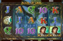 Book of Una Spielautomat ohne Einzahlung spielen