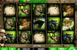 Dr. Magoo's Adventure Online-Spielautomat