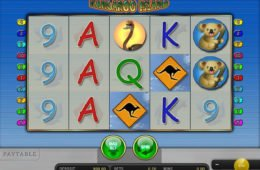 Ein Bild des Kangaroo Island Automatenspiels