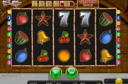 Max Slider Online-Casino-Spielautomat
