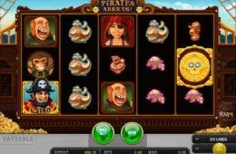 Kostenloser Pirates Arrr Us! Spielautomat ohne Einzahlung