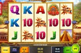 Kostenloses Pyramid of the Sun Casino-Automatenspiel