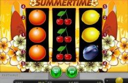Gratis Summertime Casino-Automatenspiel