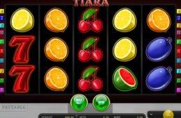 Tiara Automatenspiel ohne Registrierung