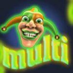 Joker-Symbol des kostenlosen Crazy Fruits Casino-Automatenspiels