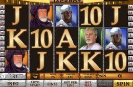 Beliebter Gladiator Jackpot Spielautomat