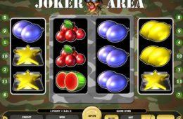 Joker Area Casino-Spielautomat ohne Einzahlung