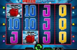 Spielen Sie kostenloses Joker Explosion Online-Automatenspiel
