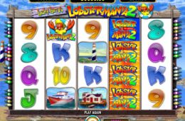 Lucky Larrys Lobstermania 2 Online-Casino-Spiel
