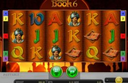 Kostenloser Magic Book 6 Casino-Spielautomat