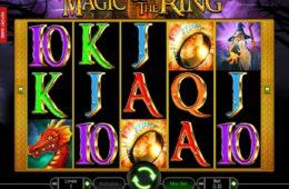 Magic of the Ring Automatenspiel von Wazdan