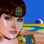 Wild-Symbol - Queen of the Nile gratis Spielautomat