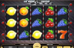 Kostenloser Speed Club Online-Automatenspiel ohne Einzahlung