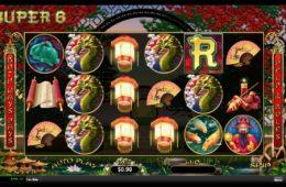 Kostenloser Super 6 Casino-Spielautomat