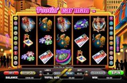 Spiele kostenlos Tootin' Car Man Casino-Spielautomat
