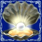 Scatter-Symbol des kostenlosen Dolphin's Pearl Deluxe Online-Spielautomaten
