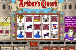 Arthur´s Quest gratis tragamonedas online