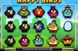 Happy Birds tragamonedas gratis online