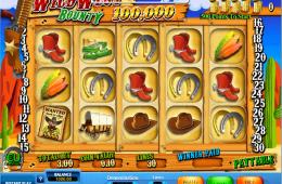 Wild West Bounty gratis tragamonedas online