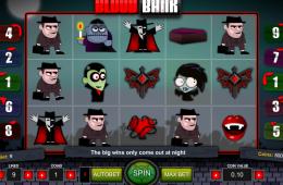 Máquina tragamonedas Dracula´s Blood Bank en línea