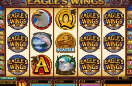 Jugar tragamonedas Eagle Wings gratis