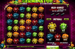 Juegos de tragaperras Germinator