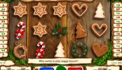 Máquina tragamonedas Gingerbread Joy en línea