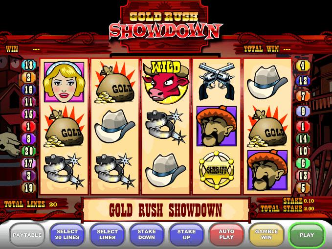 Gold Rush máchinas tragamonedas gratis en NetEnt Casinos en línea