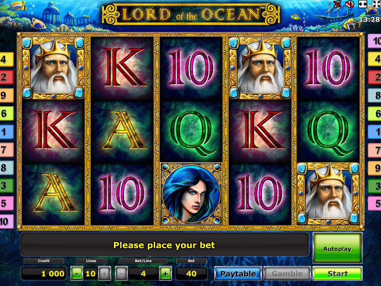juego de casino lord of the ocean